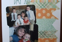 Scrapbook Pages: Mothers' Day