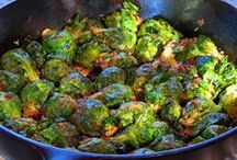 Side Dishes / Recipes for a side dish or appetizer to go along with your main meal.