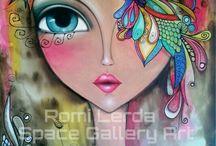 Romina Lerda,face