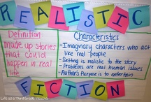 Realistic Fiction / by Beth Daly