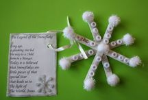 Christmas Crafts for Kids / by Angela Covert