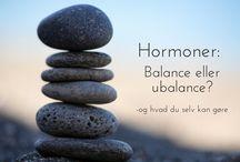Hormonel balance
