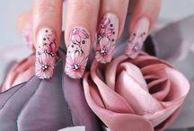 Nail art / by Shawn N Anna Boyd