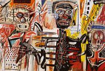 "Basquiat ""Jean Michel"""
