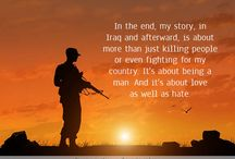War Quotes / Quotes about war from all over the world.