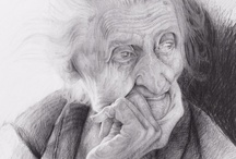 amazing art / Paul Murray he gives all his soul to show you someones complete essence 103 yr old Emily never been more than 4 miles from home...isolated in the Appalachian mtns