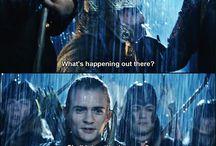 LOTR & Hobbit & J.R.R.Tolkien
