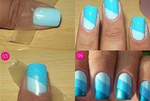 Creatieve nagels / Leuke nagellak ideeën