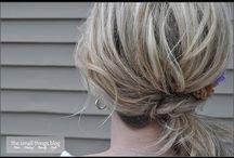 hair/makeup/nails / by Chrissy Romeo