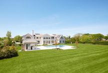 Jobs Lane Bridgehampton / Situated on one the most desired streets in all of the Hampton's, a premier new-development project in Bridgehampton South.
