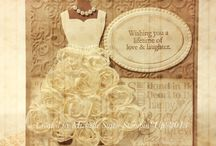 Scrap booking/cards / by Allison White