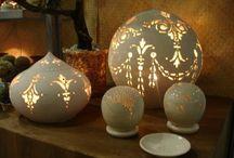 керамика светильники