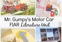 FiaR Mr Gumpy's Motor Car