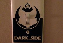 Light side dark side