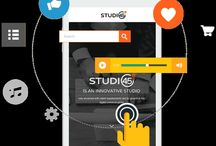 Mobile App Development / Studio45 is a premier service provider of high technology based mobile application development in Ahmadabad offering complete solutions to the clients.