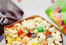 Skittles & m&m's