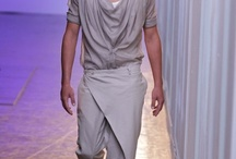 Stiaan Louw Menswear: Joburg Fashion Week 2011 / photography Simon Deiner