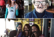 mustache mania / by TheSandbar