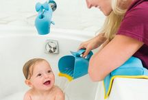 Baby Kids Bath Time / Bath time can be challenging for some kids. We have products that will help to make it easier and fun during shower time. Splash Splash Splash / by Peekaboo Baby