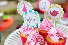 Alice in Wonderland Birthday Party