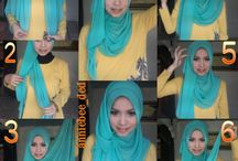 Hijab binden