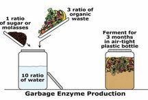 Enzyme garbage