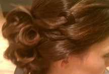 Up-Do's/Hairstyles / by Kristina Josselyn
