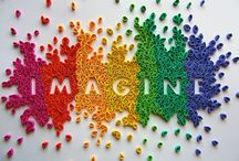 A World of Color / Don't limit yourself - explore the endless range of colors you can incorporate to express your thoughts and ideas!