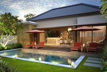 Bali Villa design