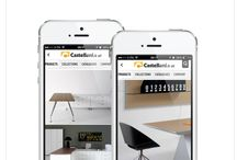 # App / The new Castellani.it srl APP is available for free on your smarthone and tablet. Download it now! iOS devices: http://apple.co/1HRzkce Android devices : http://bit.ly/1HRze4p