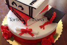My cake laurea