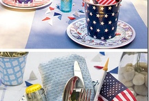 4th of July ideas / Create the best 4th of July party in your backyard!