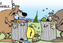 recycle jokes