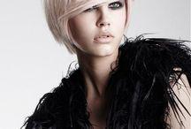 Hair / Pink pastel hair
