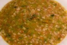 Minestre-zuppe
