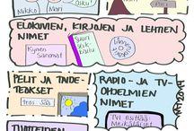 School - Finnish