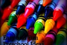 Homeschool Preschool / by HOPE Home School Consulting