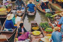 South east Asia itineraries