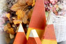 Salvaged Holidays: Harvest/Halloween / Check here for some salvage style fall decorations and DIY inspiration.   ReHouse has loads of fun items in stock to kick start your decorating!