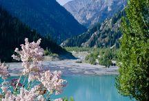 Kazakhstan & Tajikistan / My favourite snaps of Kazakhstan and Tajikistan! xx #Brit