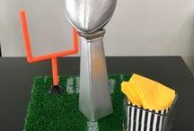 Super Bowl Party Ideas / Super Bowl Party Decorating Ideas