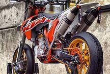Supermoto bike