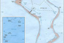 WWIII Online: Diego Garcia map / Studie for map based on the Island Diego Garcia