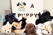 Hazels puppy party