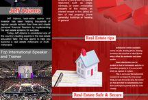 Jeff Adams Real Estate Principles against Scams