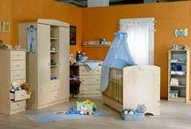 Faktum Nelli / Faktum Nelli Kids room. Nelli is a more colorfull Faktum furniture. Nelli furnitures are available in light blue cherry, cyclamen, purple, green, orange.