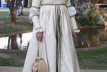 Costume Renaissance F