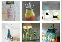 Jars n bottles / Diy