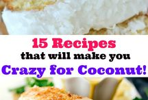 Coconut recipes / All meat, Seafood