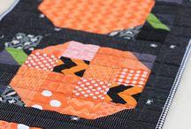 Quilts - Halloween